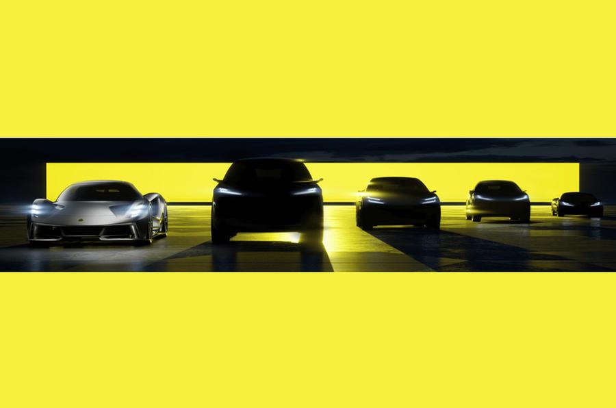 Lotus Electric Car Preview