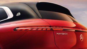 Maybach-EQS Rear
