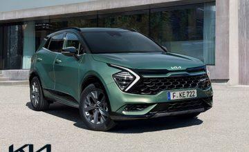 Europe Exclusive: All-New Kia Sportage Revealed