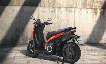 E Scooter 125