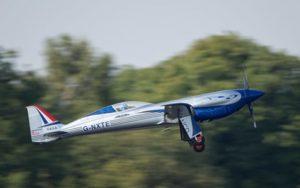 Spirit of Innovation Taking Flight