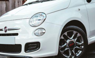 Fiat 500 Electric Car